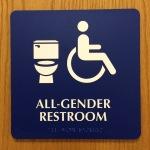 All Genders Restroom