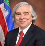 Dr. Ernest Moniz, Secretary of Energy